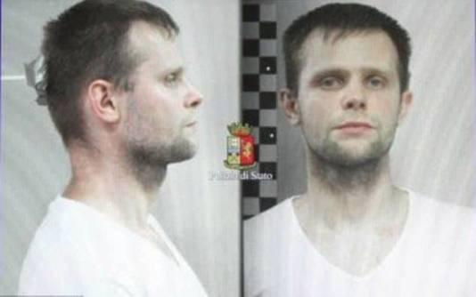 Lukasz Pawel Herba gaf toe dat hij het model ontvoerd heeft.