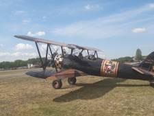 Oorlogsvliegtuigen uit Tweede Wereldoorlog vliegen over Houten, Vijfheerenlanden en Bunnik