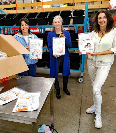 Gezonde glimlach voor ieder kind, Zeeuwse mondhygiënisten delen mondzorgpakketten uit via Voedselbanken