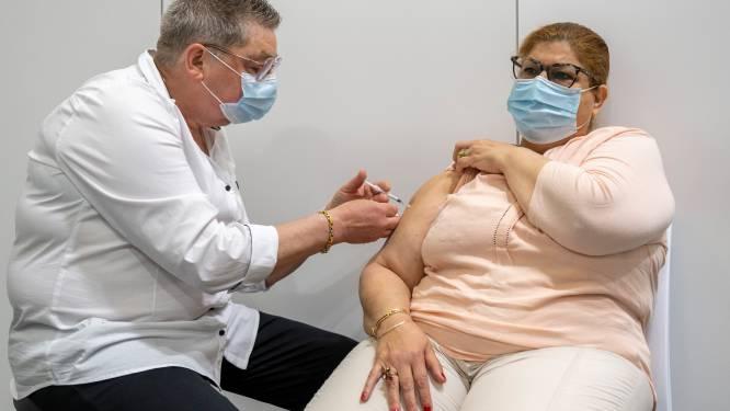 Berlare telt hoogste vaccinatiegraad