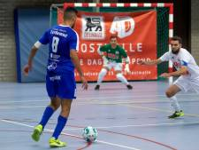 Kruisland-teamgenoten Didi en Dahmani tegenover elkaar in top Belgisch zaalvoetbal