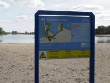 Waarschuwing: blauwalg in De Zandmeren