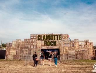 """Clamotte Rock (alweer) met een jaartje uitgesteld: """"We trachten zoveel mogelijk artiesten mee te nemen naar affiche van jubileumeditie in 2022"""""""