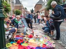 Siepelmarkt Ootmarsum past tijden aan wegens hitte