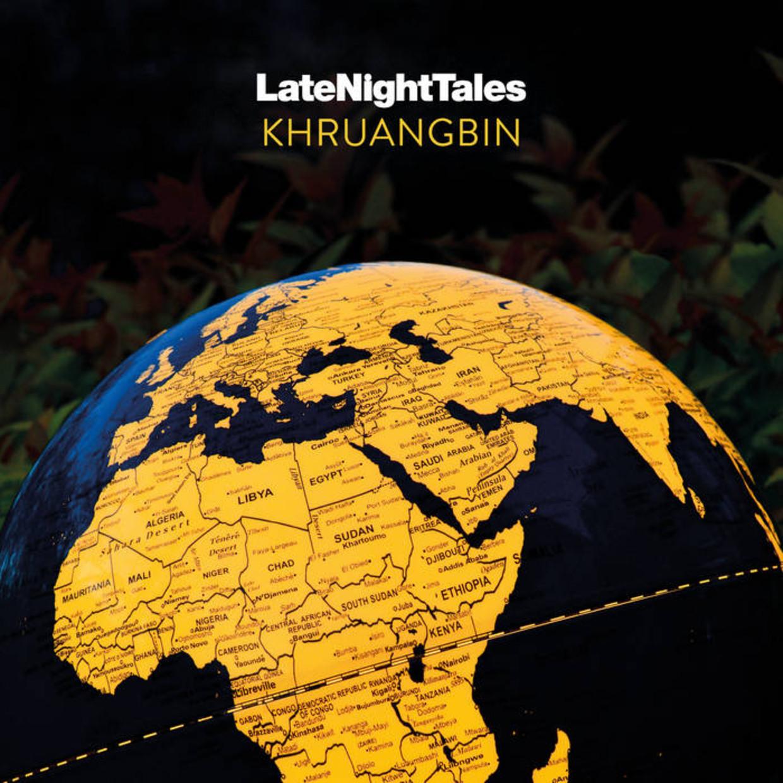 Khruangbin - LateNightTales Beeld Humo