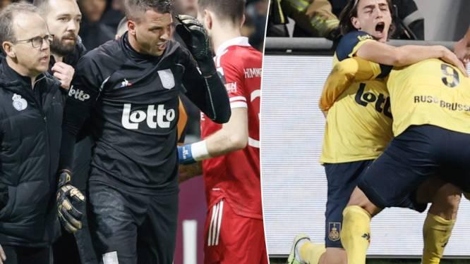 Union weer alleen leider na spectaculaire zege tegen Eupen, fans misdragen zich opnieuw