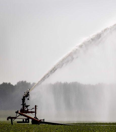 Sproeien met slootwater is vanaf nu verboden in groot deel van Brabant, 'Elke druppel telt!'