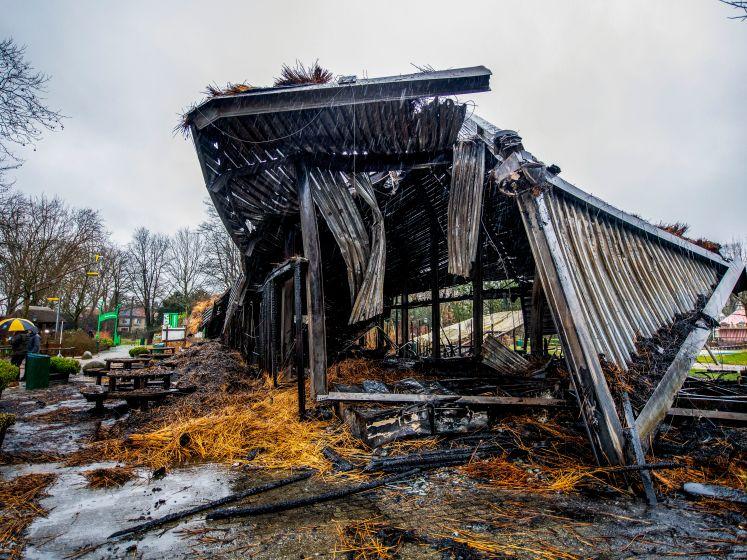 Doneeractie na brand Plaswijckpark: 'Laten ons niet ontmoedigen'