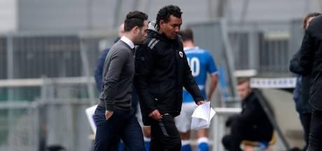 Ricardo Moniz blikt terug op gitzwarte racisme-middag en is trots op FC Den Bosch-trainer Van der Ven
