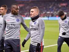 'Feestgangers' Verratti en Matuidi krijgen excuses van L'Equipe