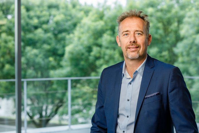 Schepen van Financiën Jan Foulon: positieve cijfers en ambitieuze investeringsplannen.