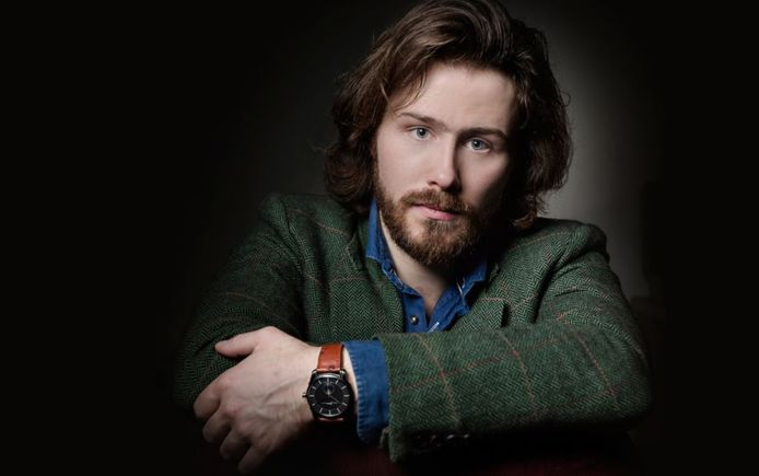 Horlogemaker Michiel Holthinrichs.