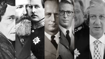 Een terugblik op onze 187-jarige Belgische monarchie