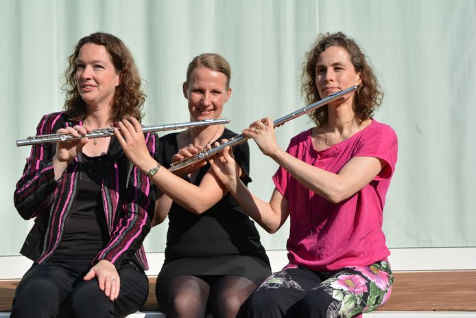 Het ART Ensemble tijdens een ontbijtconcert in De Observant in 2019.