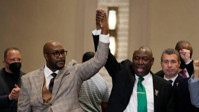 """La famille de George Floyd après le verdict: """"Aujourd'hui, nous pouvons enfin respirer à nouveau"""""""