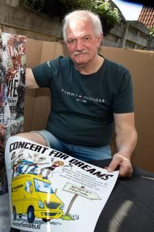 Gerard organiseert een concert voor de Wensambulance: 'Die patiënten, daar moet aandacht voor blijven'