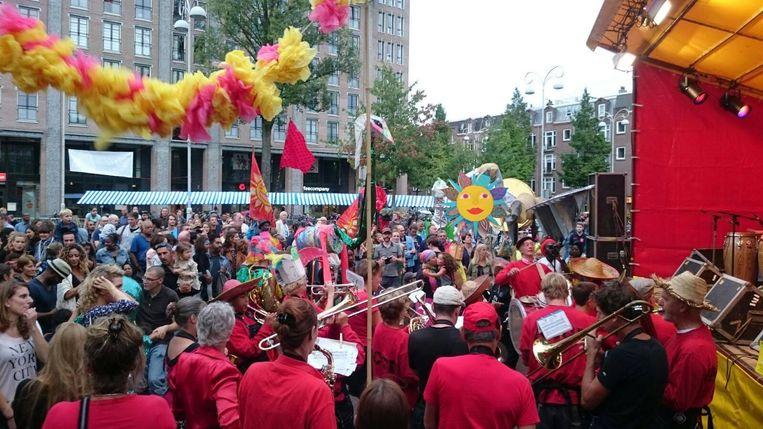 Indische Buurt Festival Beeld Liesbeth Vriesen