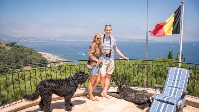"""Op bezoek bij de Verhulstjes in Saint-Tropez: """"Brigitte Bardot woont om de hoek, ik heb haar al horen niezen"""""""