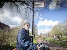 Fietsers rondom het Almelose ziekenhuis worden nog steeds aan hun lot overgelaten
