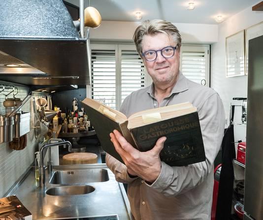 Oud-medewerker Robert Kranenborg.