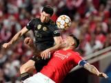 Bayern München loopt pas laat heel ver weg bij Benfica