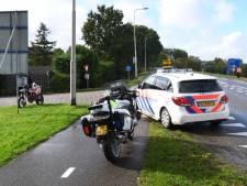 Gewonde bij aanrijding Velluweweg 's-Heer Hendrikskinderen