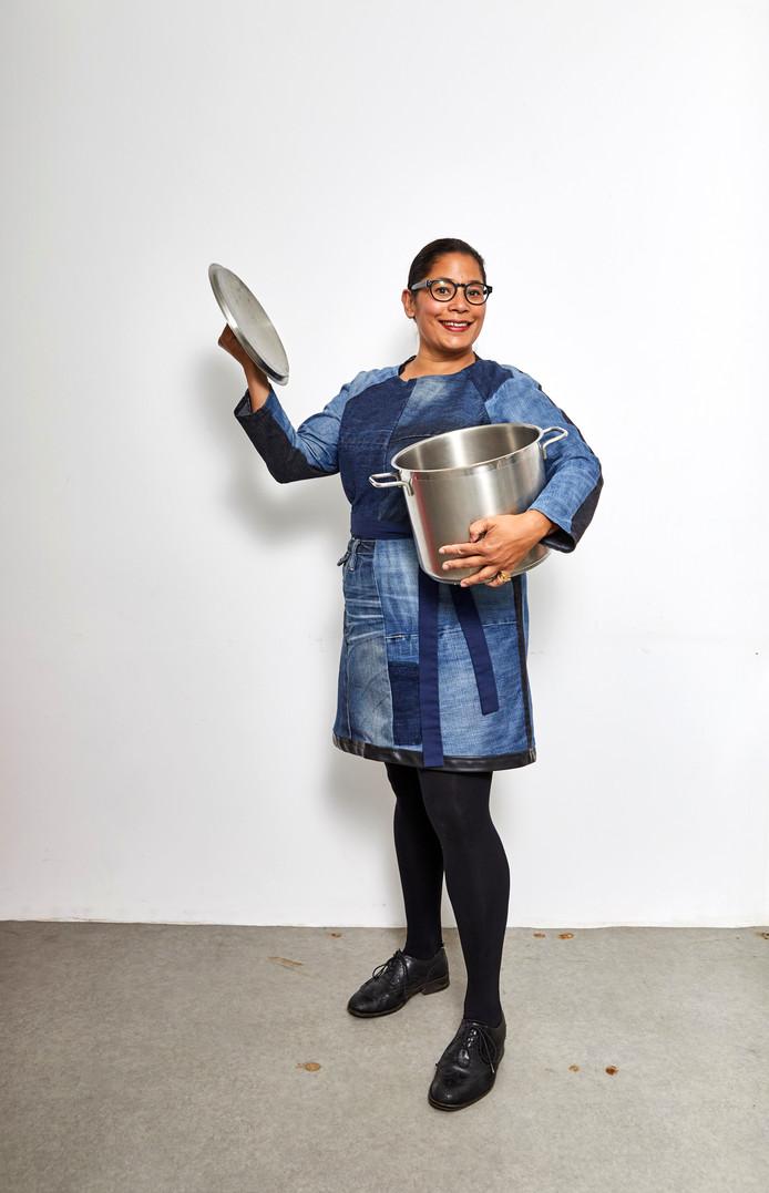 Diana van Ewijk van Soephoofd: ,,We moeten minder groenten verspillen,''
