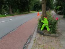 Bewoners van 'racebaan' Julianalaan Maassluis vragen automobilisten hun snelheid te matigen