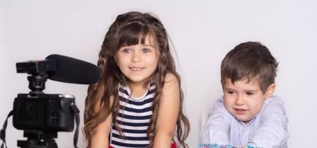 Inspectie onderzoekt of lucratieve kindvloggers kinderarbeid verrichten