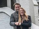 Francky Callens (50) en Valerie Claeys (35) worden de nieuwe uitbaters van het restaurant op de Kemmelberg.