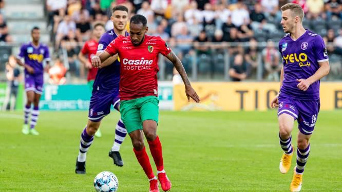 "Kenny Rocha Santos (KV Oostende) miste dit seizoen amper één minuut: ""Ik voel me hier uitstekend"""