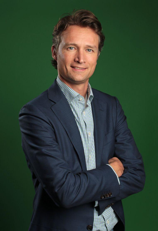 Dolf van den Brink, de nieuwe ceo van Heineken. Beeld Heineken