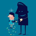 Energieverkopers fraudeerden zo grof, dat ze bijna wel tegen de lamp moesten lopen.