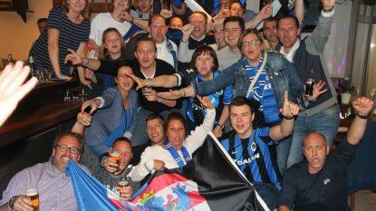 Pret bij supportersclub 't Blauw-Zwart Hoekske