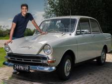 Maran 'Dafmeneer' Staal heeft een auto 'met een hoog knuffelgehalte'