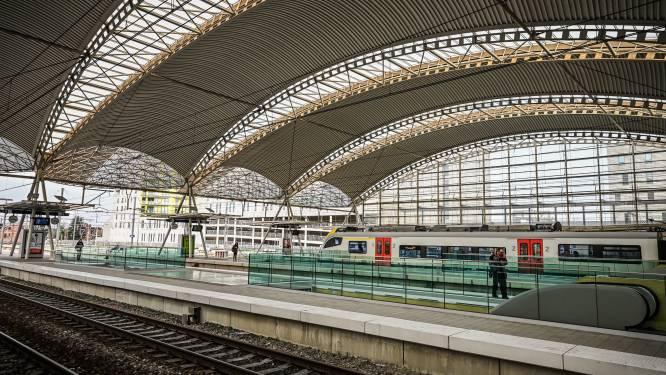 Treinverkeer tussen Leuven en Brussel hernomen
