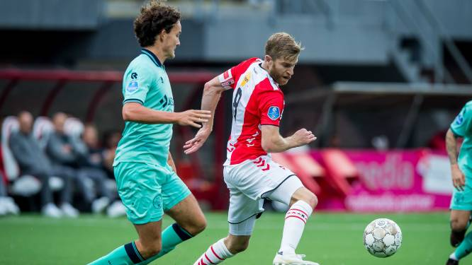 Jop van der Avert tekent voor twee jaar bij FC Dordrecht