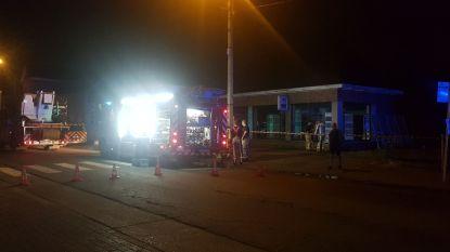 Politie onderzoekt oorzaak brand in leegstaand bedrijfspand op Assenedesteenweg