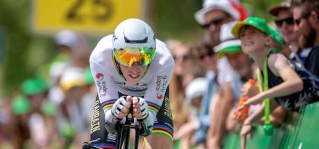 Dennis wint tijdrit Ronde van Zwitserland
