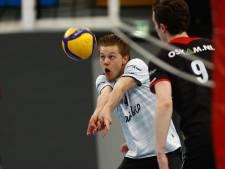 Volleyballers Orion contracteren Fin en Deen