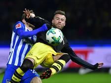 Dortmund opnieuw zonder zege
