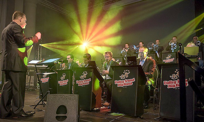 Drukke zomer voor Valley Sound Big Band