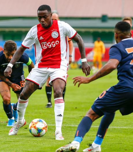 Promes komt thuis in Amsterdam: 'Ik wil bij Ajax nu die andere Quincy tonen'
