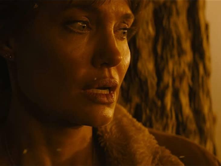 Angelina Jolie zit klem in hopeloos roestige Those Who Wish Me Dead