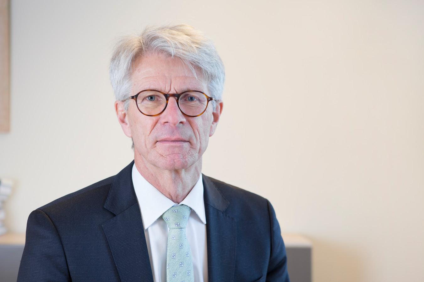 Rob Dillmann, bestuurder van het Isala-ziekenhuis in Zwolle.