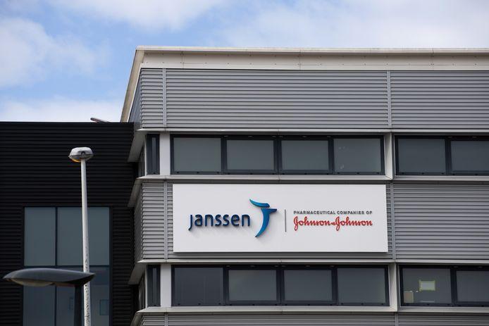 De bestaande fabriek van Janssen Biologics in Leiden (prov. Zuid-Holland).