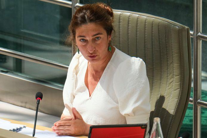 Vlaams minister van Energie Zuhal Demir (N-VA).