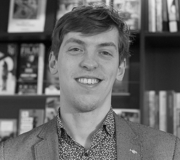 Stefan Lipman, promovendus aan de Erasmus School of Health Policy & Management. Beeld