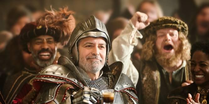 Behind the scenes van Nespresso-campagne met George Clooney en ster uit Game of Thrones