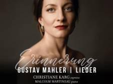 Christiane Karg stapt met 'Mahler' in de omgekeerde wereld